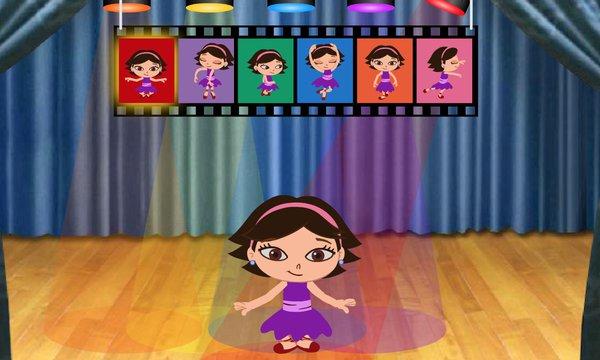 Play June`s Big Dance Recital