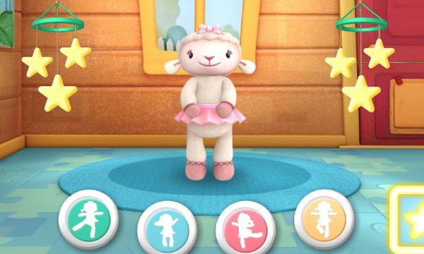 Play Lambie`s Ballet