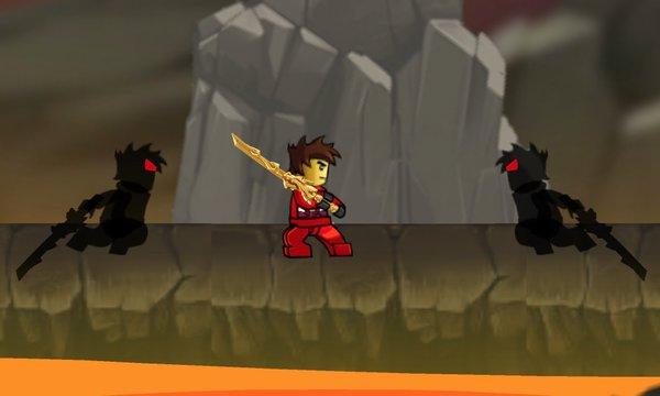 Ninjago Legendary Ninja Battles Numuki