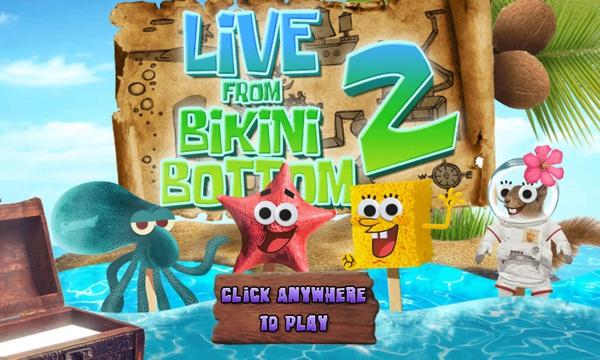 Spongebob Bikini Bottom 2
