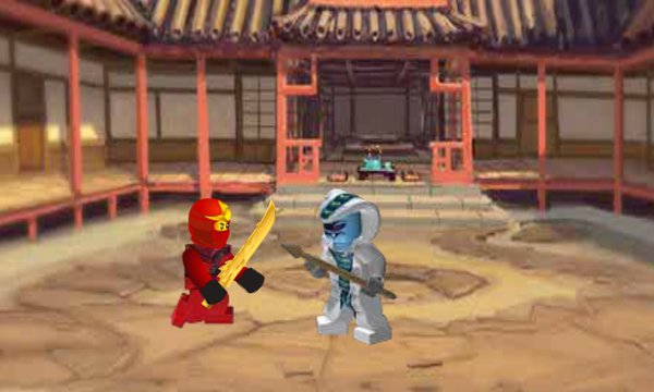 Play Ninjago Final Battle