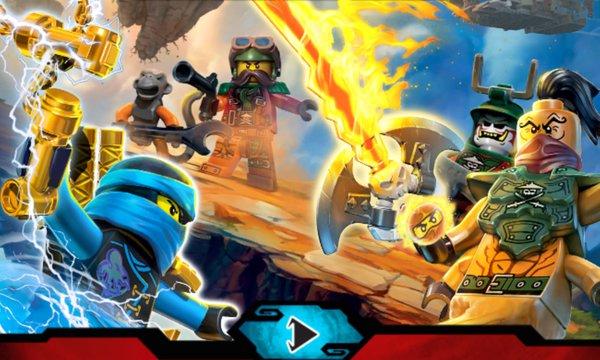Play Ninjago Skybound
