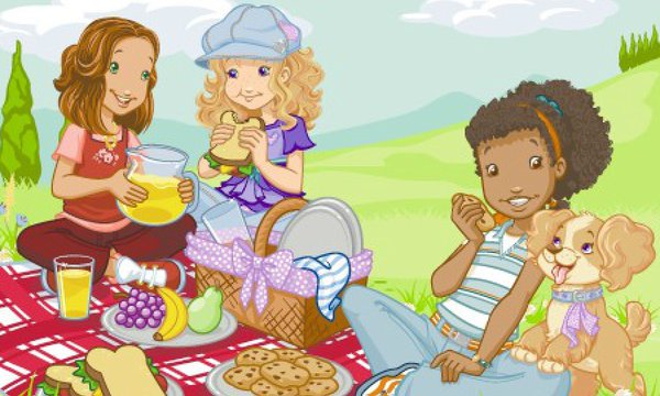 Play Pack-a-Picnic