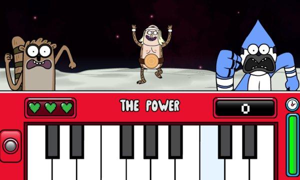 Play Power Keys