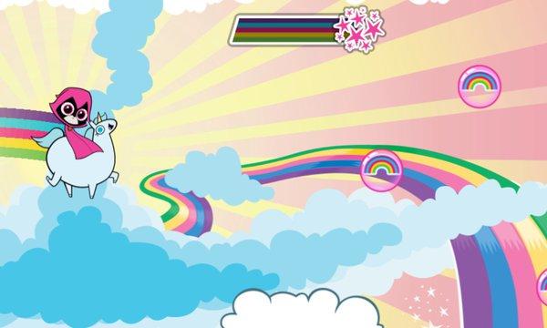 Play Raven`s Rainbow Dreams