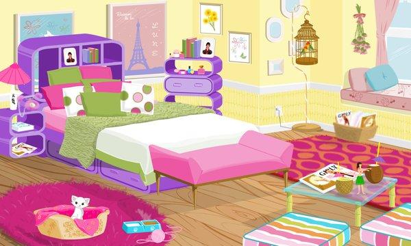 My Scene Room Makeover Numuki