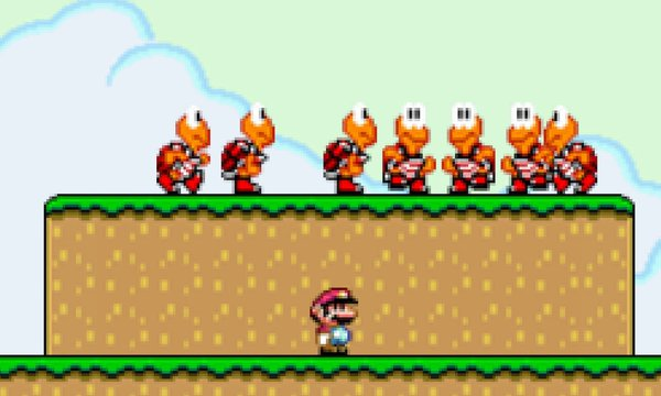 Super mario games flash 2 effects of gambling in college sports