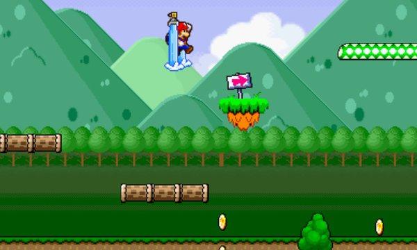 Super Mario Sunshine 64 Numuki