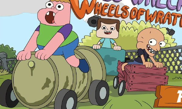 Play Wheels of Wrath