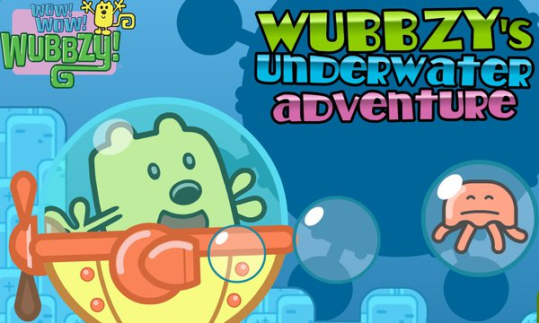 Play Wubbzy's Underwater Adventure