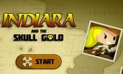 Play Indiara and the Skull Gold | NuMuKi