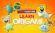Play Nickelodeon #KidsTogether: Learn Origami | NuMuKi