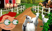 Play Little Einsteins: Leo's Barnyard Baton | NuMuKi