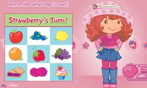 Play Strawberry Shortcake: Let's Dance | NuMuKi