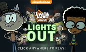 Play The Loud House: Lights Out | NuMuKi