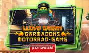 Lloyd vs. Garmadon's Motorcycle-Gang