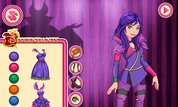 Play Descendants: Mal Dress Up | NuMuKi