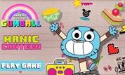 Play Gumball: Manic Canteen | NuMuKi