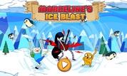 Play Adventure Time: Marceline's Ice Blast   NuMuKi
