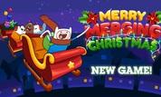 Play Cartoon Network: Merry Merging Christmas | NuMuKi