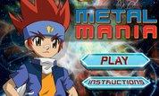 Play Beyblade Metal Masters: Metal Mania | NuMuKi