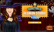 Play Disney Channel: Monstober Fashion Studio | NuMuKi