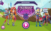 Play MLP Equestria Girls: Motocross Friendship Games | NuMuKi
