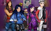 Play Descendants Wicked World: My Splendid Descendant | NuMuKi