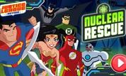 Play Justice League: Nuclear Rescue   NuMuKi