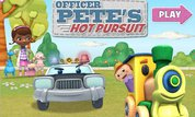 Officer Pete's Hot Pursuit
