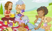 Play Holly Hobbie: Pack-a-Picnic | NuMuKi
