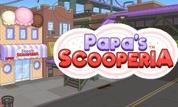 Play Papa's Scooperia | NuMuKi