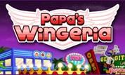Play Papa's Wingeria | NuMuKi