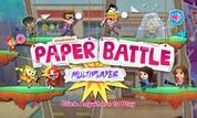 Play Nickelodeon: Paper Battle | NuMuKi