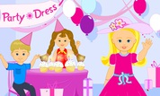 Play Barbie: Party Dress | NuMuKi