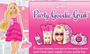 Play Barbie: Party Goodie Grab | NuMuKi