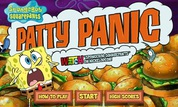 Play SpongeBob SquarePants: Patty Panic | NuMuKi