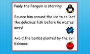 Peckish Penguin