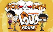 Play The Loud House: Pick a Path | NuMuKi