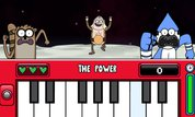 Play Regular Show: Power Keys | NuMuKi