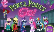 Play MLP Friendship is Magic: Power Ponies Go | NuMuKi
