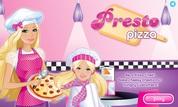 Play Barbie: Presto Pizza | NuMuKi