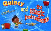 Quincy and the Magic Instruments