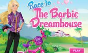 Race to the Barbie Dreamhouse