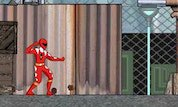Play Power Rangers Dino Thunder: Red Hot Rescue | NuMuKi