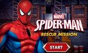 Play Spider-Man: Rescue Mission | NuMuKi