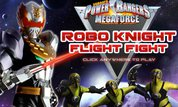 Play Power Rangers Megaforce: Robo Knight Flight Fight | NuMuKi