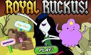 Play Adventure Time: Royal Ruckus | NuMuKi