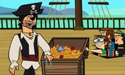 Play Total Drama: Scally-Whack - Pile Pirate | NuMuKi