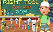 Play Handy Manny: School for Tools - The Right Tool for the Job | NuMuKi